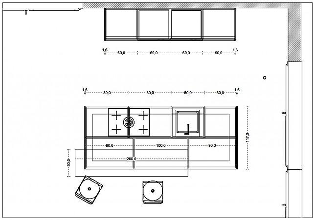 k che miele ger ten und bora dunstabzug mit theke arbeitsplatte. Black Bedroom Furniture Sets. Home Design Ideas