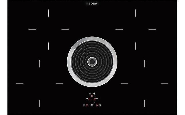 kochfeld mit dunstabzug bora basic induktionskochfeld bora biu bora k chenger t von weisser. Black Bedroom Furniture Sets. Home Design Ideas