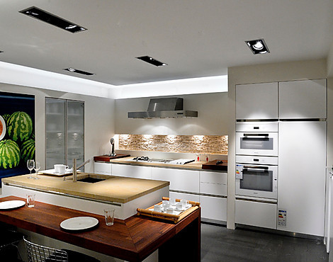 SieMatic Pure Design - S2 lotusweiß matt