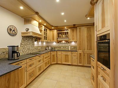 Erndl Küchen - Küche aus Massivholz