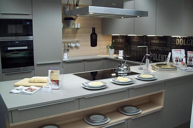 Küchen Bocholt hausmarke musterküche fango schichtstoff ausstellungsküche in