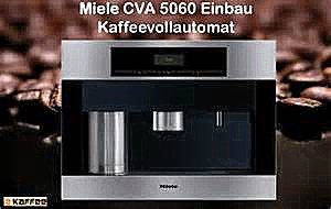 kaffeevollautomaten cva 5060 miele kaffeevollautomat miele k chenger t von fretz wohn und. Black Bedroom Furniture Sets. Home Design Ideas