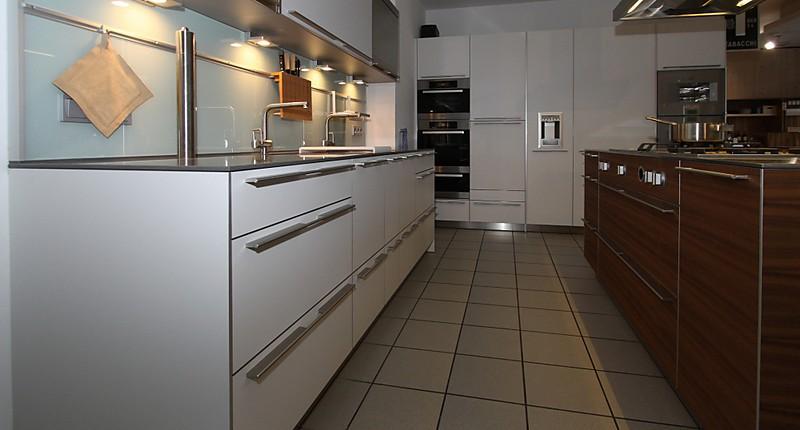 bulthaup musterk che b3 ausstellungsk che in ottobrunn von die moderne k che. Black Bedroom Furniture Sets. Home Design Ideas