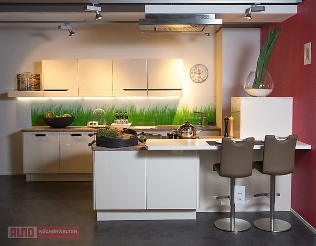 altano musterk che altano lack magnolie ausstellungsk che in trossingen von alno k chenwelten. Black Bedroom Furniture Sets. Home Design Ideas