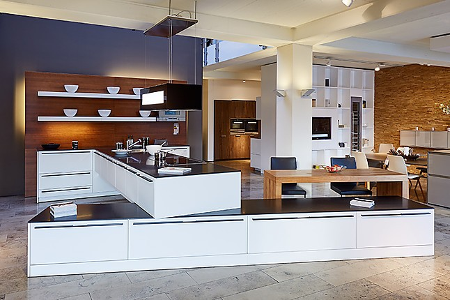 Küchen Thelen siematic musterküche erneut reduziert luxuriöse familienküche