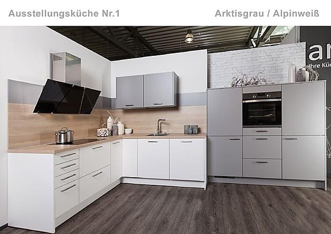 Artego Musterkuche Austellungskuche 01 Reduziert Ausstellungskuche