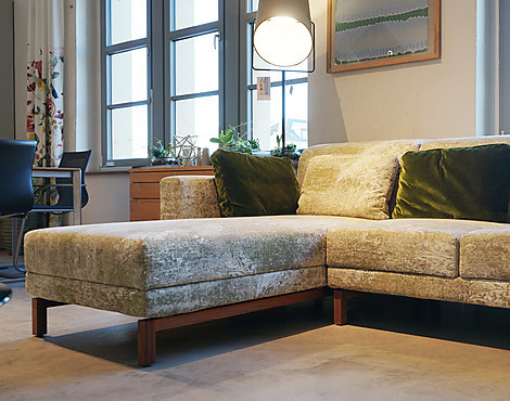 Designer Funktions - Sofa - moule small - Stoff