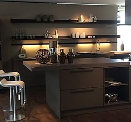 siemens ausstellungsst cke musterk che einbauk che bronce seidenmatt ausstellungsk che in hanau. Black Bedroom Furniture Sets. Home Design Ideas