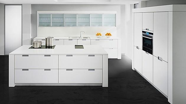 design art linea allmilm k chen. Black Bedroom Furniture Sets. Home Design Ideas
