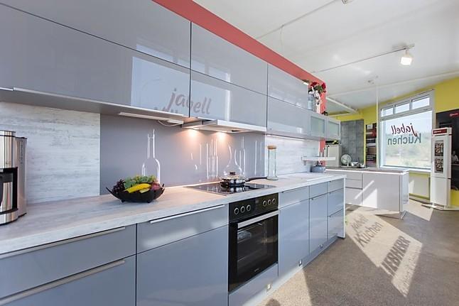 nobilia musterk che eine k chenzeile im modernen stil mit einer arbeitsplatte im vintage look. Black Bedroom Furniture Sets. Home Design Ideas