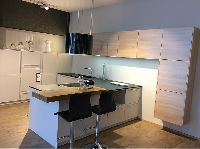 sch ller musterk che sch ller c2 nov novio k 210 sandgrau. Black Bedroom Furniture Sets. Home Design Ideas