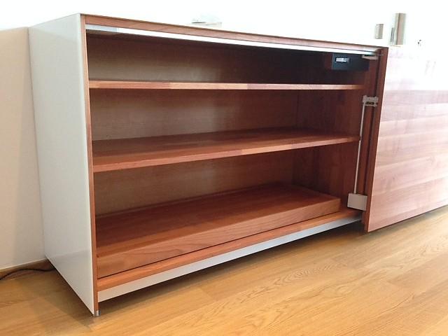 team 7 musterk che team7 sideboard ausstellungsk che in gro bieberau von k chen b hm. Black Bedroom Furniture Sets. Home Design Ideas