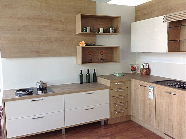 eiche provence nolte k che alle ideen ber home design. Black Bedroom Furniture Sets. Home Design Ideas