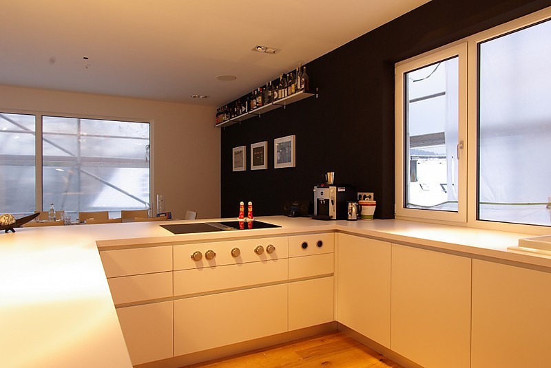 grifflos inkl bora kochstellensytem gaggenau einbauger te k che von familie h aus freudenstadt. Black Bedroom Furniture Sets. Home Design Ideas
