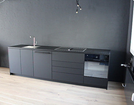 BIB - THE LINE meets V-Zug und Gaggenau - S187 by JB | Die Manufaktur