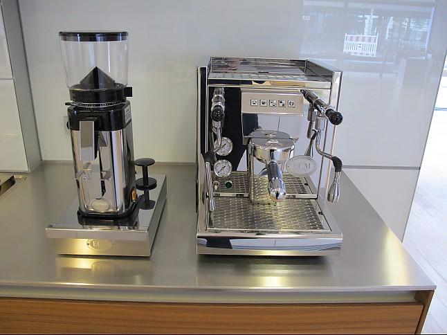 kaffeevollautomaten elektronika profi edelstahl poliert espressomaschine ecm k chenger t von. Black Bedroom Furniture Sets. Home Design Ideas