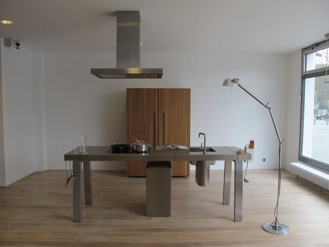 bulthaup musterk che bulthaup system b2 ausstellungsk che. Black Bedroom Furniture Sets. Home Design Ideas