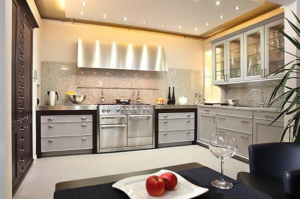 siematic musterk che siematic beaux arts ausstellungsk che in lauf von neubigs k che aktiv. Black Bedroom Furniture Sets. Home Design Ideas