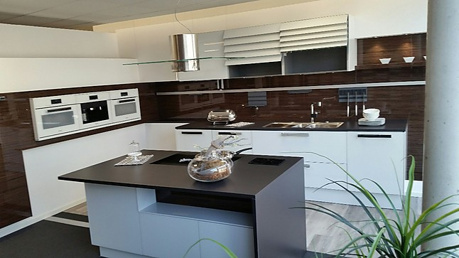Häcker Küche häcker musterküche häcker küche av 5090 glasfront modern design