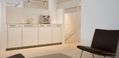 Wohnraumgestaltung mit bulthaup