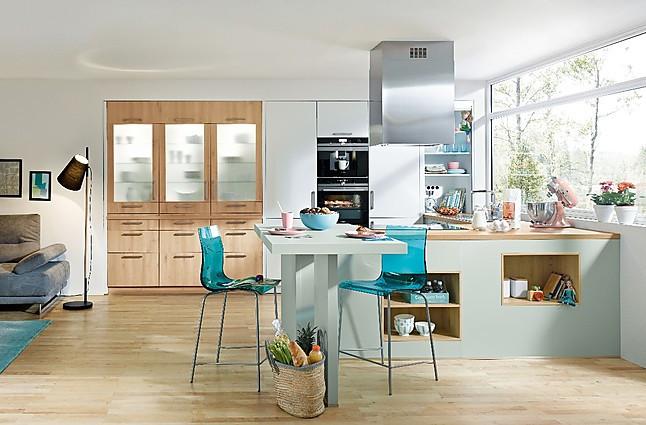 global k chen musterk che gro e familienk che in. Black Bedroom Furniture Sets. Home Design Ideas