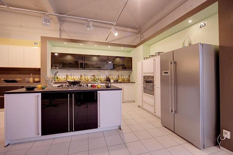 Gewürze Kochinsel ~ bauformat musterküche küche mit kochinsel
