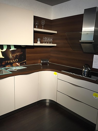 nolte musterk che mk ausstellungsk che in bielefeld von k chenhaus erich pohl. Black Bedroom Furniture Sets. Home Design Ideas