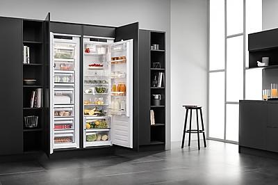 European side-by-side Kühlschrank als Frischecenter von Bauknecht
