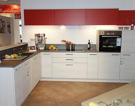 Nolte küchen magnolia matt  Musterküchen von Nolte: Angebotsübersicht günstiger Ausstellungsküchen