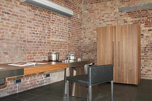 Bulthaup musterkuche kuchenwerkbank werkschrank for Küchenwerkbank