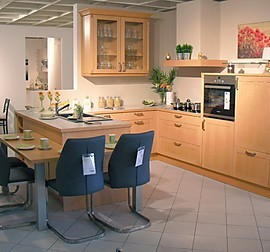 sch ller musterk che abverkauf sch ller landhausk che. Black Bedroom Furniture Sets. Home Design Ideas