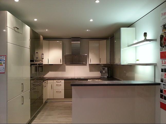 wellmann musterk che wellmann 651 neo ausstellungsk che in von. Black Bedroom Furniture Sets. Home Design Ideas