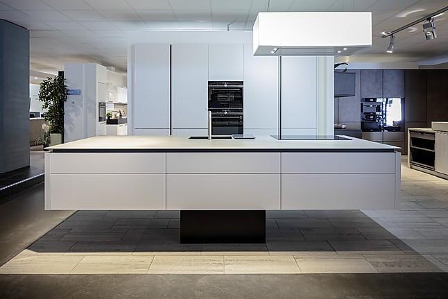 Sonstige-Musterküche Schwebende Kücheninsel