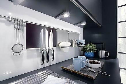 Entdecken Sie vielfältige Gestaltungsideen für Küchennische und Co.