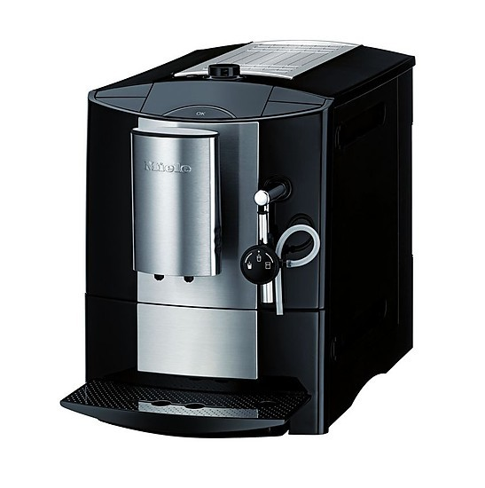 kaffeevollautomaten cm5100sw stand kaffeevollautomat miele k chenger t von elektro hausger te. Black Bedroom Furniture Sets. Home Design Ideas