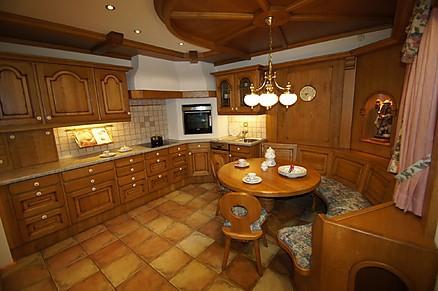Wunderschönes Küchenmodell im Landhausstil