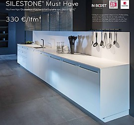 SILESTONE® Must Have