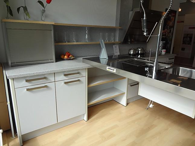 rational musterk che rational k chenzeile ausstellungsk che in westhausen von der k chentreff. Black Bedroom Furniture Sets. Home Design Ideas