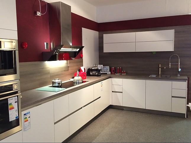 Küchen Emden rotpunkt musterküche große einbauküche ausstellungsküche in emden