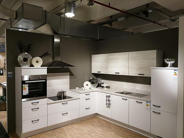 Nobilia Musterküche Günstige Winkelküche Ausstellungsküche In