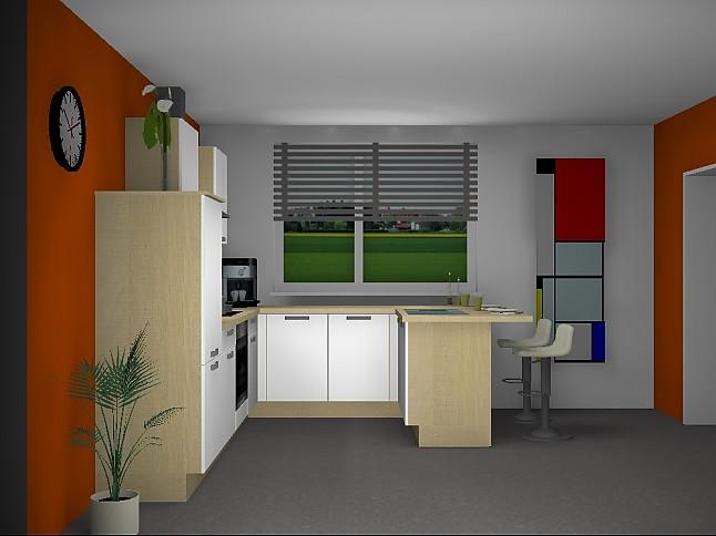 nobilia musterk che weiss softmatt ausstellungsk che in bielefeld von k che co bielefeld. Black Bedroom Furniture Sets. Home Design Ideas