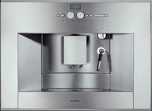 kaffeevollautomaten cm 210 110 kaffeevollautomat vorf hrger t gebraucht gaggenau k chenger t. Black Bedroom Furniture Sets. Home Design Ideas
