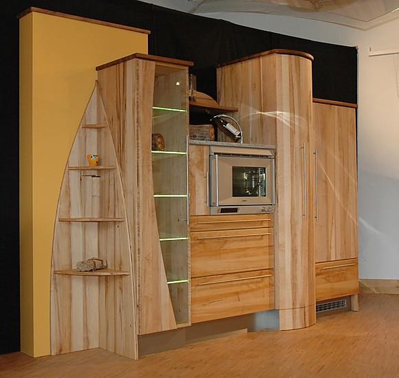pfister naturholzk chen musterk che gar te hochschr nke. Black Bedroom Furniture Sets. Home Design Ideas