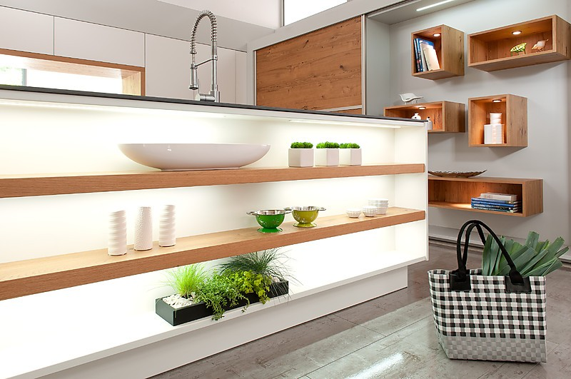 rempp musterk che k cheninsel hochschrankwand ausstellungsk che in wildberg von rempp k chen gmbh. Black Bedroom Furniture Sets. Home Design Ideas