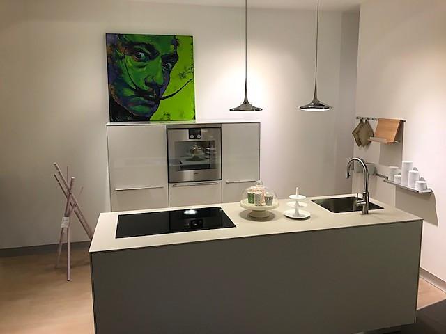 Bulthaup musterküche zeitlos moderne design küche: ausstellungsküche