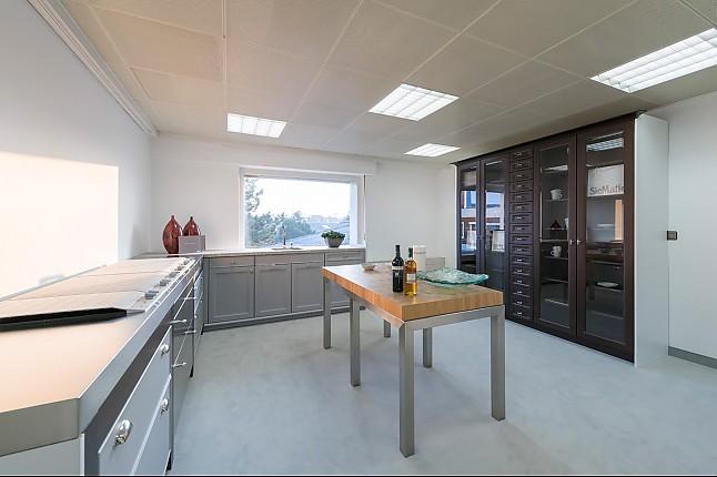 Moderne landhausküche siematic  SieMatic-Musterküche moderne Landhausküche mit Butcher-Block ...