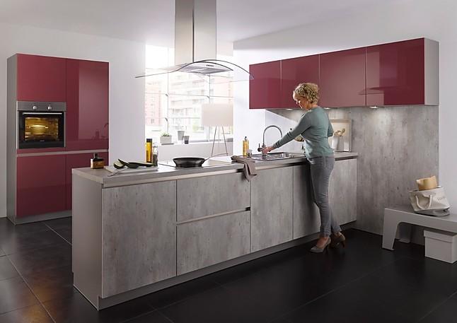 Hochwertig Einbauküchen Küchenbörse Rot Rote Küchen