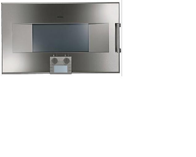 backofen bs281110 bo281111 gaggenau set bestehend aus gaggenau k chenger t von siematic by. Black Bedroom Furniture Sets. Home Design Ideas