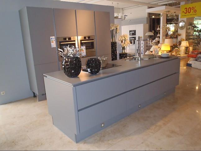 nobilia musterk che moderne einbauk che mit hochwertigen bosch ger ten ausstellungsk che in. Black Bedroom Furniture Sets. Home Design Ideas