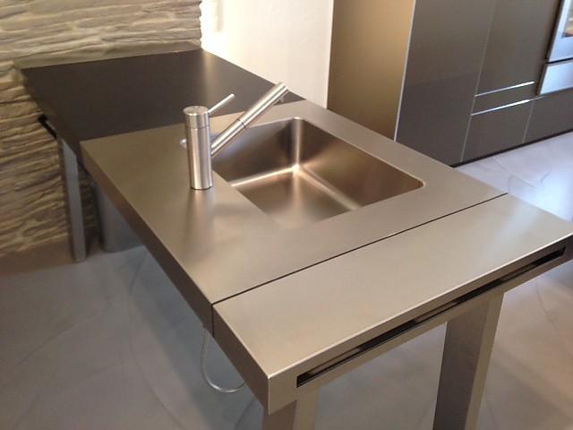 Bulthaup musterkuche bulthaup b2 kuchenwerkbank for Küchenwerkbank